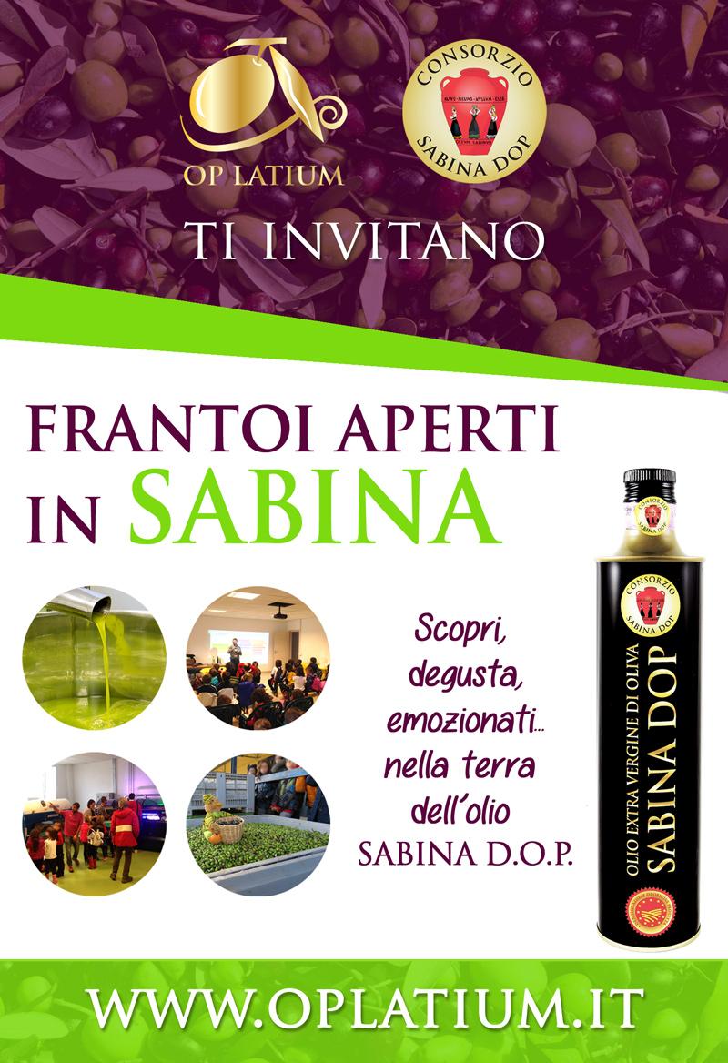 Frantoi aperti in Sabina: vieni a scoprire il mondo affascinante dell'Olio Extra Vergine di Oliva