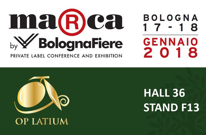 OP LATIUM a Marca. Bologna 17 e 18 gennaio 2018