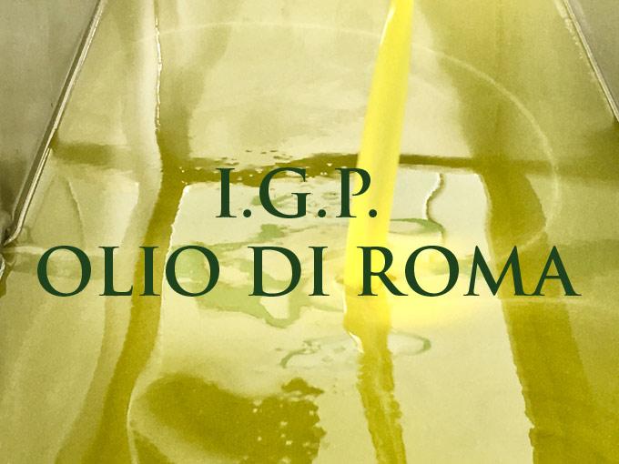 Il Consorzio Sabina DOP sostiene il progetto IGP Olio di Roma