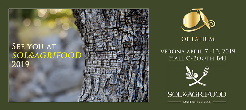 SOL&AGRIFOOD 2019, see you in Verona from 7 to 10 April