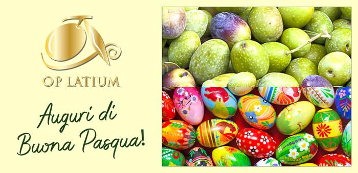 Buona Pasqua da OP LATIUM