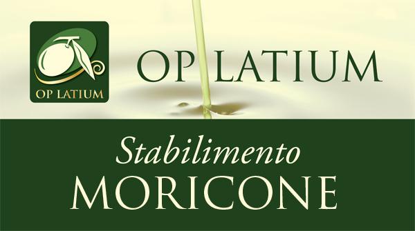 Frantoio Moricone a Moricone (RM). Certificato Sabina DOP