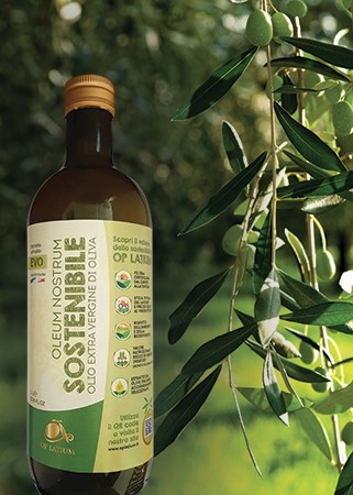 Oleum Nostrum sostenibile extra vergine di oliva