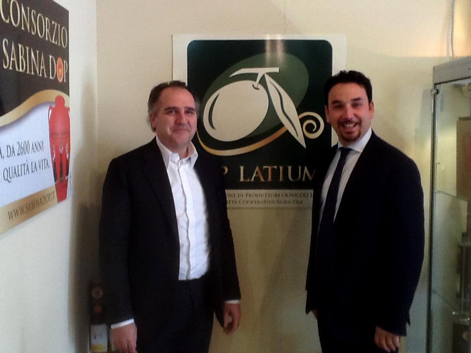 SOL & Agrifood Verona 2014: OP Latium e Sabina DOP