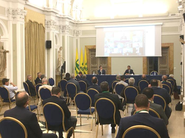 L'assemblea dei soci di UNAPROL riconferma alla presidenza David Granieri